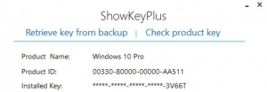 ShowKeyPlus